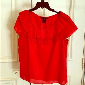 Marc by Marc Jacobs Red top